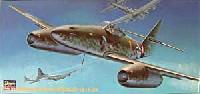 ハセガワ1/72 飛行機 APシリーズメッサーシュミット Me262A-1a/A-2a