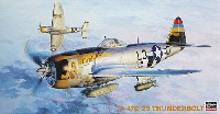 ハセガワ1/48 飛行機 JTシリーズP-47D-25 サンダーボルト