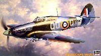 ハセガワ1/48 飛行機 JTシリーズハリケーン Mk.2C