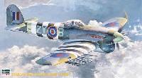 ハセガワ1/48 飛行機 JTシリーズタイフーン Mk.1B 水滴風防型