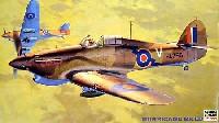 ハセガワ1/48 飛行機 JTシリーズハリケーン Mk.2B