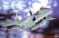 ハセガワ1/48 飛行機 PTシリーズF-15J イーグル with/AAM-3 空対空ミサイル