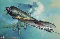 ハセガワ1/32 飛行機 Stシリーズ中島 キ-43 一式戦戦闘機 2型 隼