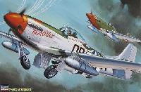 ハセガワ1/32 飛行機 StシリーズP-51D ムスタング