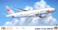 日本航空 ボーイング777-200 スタージェット