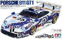 タミヤ1/24 スポーツカーシリーズポルシェ 911 GT1