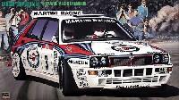 ハセガワ1/24 自動車 CRシリーズランチア スーパーデルタ 1992 WRC メイクスチャンピオン