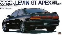 ハセガワ1/24 自動車 CDシリーズトヨタ カローラ レビン GT APEX