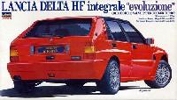 ハセガワ1/24 自動車 CDシリーズランチァ デルタ インテグラーレ エボルツィオーネ