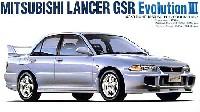 ハセガワ1/24 自動車 CDシリーズ三菱 ランサー GSR エボリューション 3