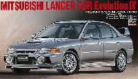 ハセガワ1/24 自動車 CDシリーズ三菱 ランサー GSR エボリューション 4