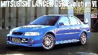 ハセガワ1/24 自動車 CDシリーズ三菱 ランサー GSR エボリューション 6