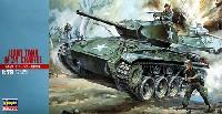 ハセガワ1/72 ミニボックスシリーズM24 チャーフィー軽戦車
