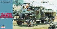 ハセガワ1/72 ミニボックスシリーズGMC CCKW-353 タンクローリー