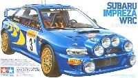 タミヤ1/24 スポーツカーシリーズスバル インプレッサ WRC '98 モンテカルロ仕様