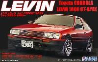 トヨタ カローラ レビン 1600GT-APEX 3ドア (AE86) 1983-