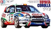 タミヤ1/24 スポーツカーシリーズトヨタ カローラ WRC