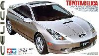 タミヤ1/24 スポーツカーシリーズトヨタ セリカ