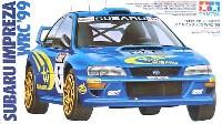 タミヤ1/24 スポーツカーシリーズスバル インプレッサ WRC '99