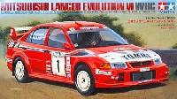 タミヤ1/24 スポーツカーシリーズ三菱 ランサーエボリューション 6 WRC