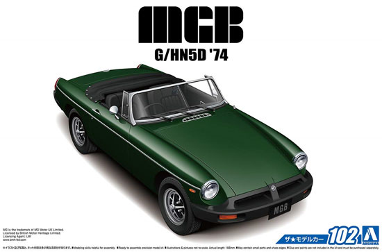 BLMC G/HN5D MG-B MK-3