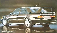 フジミ1/24 リアルスポーツカー シリーズ (SPOT)メルセデス ベンツ 190E 2.5-16 エボリューション2