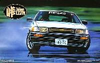 フジミ1/24 峠シリーズハチロク レビン (AE86)