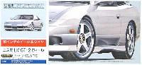 フジミ1/24 ニュータイヤ&ホイールニスモ LM GT-2 (18インチ)