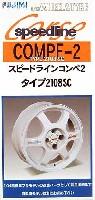 フジミ1/24 ニュータイヤ&ホイールスピードライン コンペ2 タイプ2108SC (18インチ)