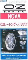 フジミ1/24 ニュータイヤ&ホイールOZレーシング・ノバ (18インチ)