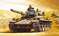フジミ1/76 スペシャルワールドアーマーシリーズ74式戦車 3戦-1