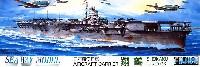 フジミ1/700 シーウェイモデル日本航空母艦 翔鶴 (しょうかく)