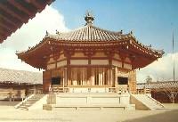 フジミ建築モデルシリーズ法隆寺 夢殿