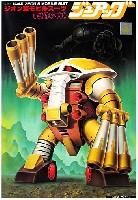 バンダイ1/144 機動戦士ガンダム シリーズ試作メカ ジュアッグ