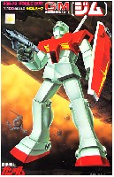 バンダイ1/100 機動戦士ガンダム シリーズRGM-79 GM (ジム)