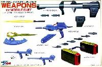 バンダイ機動戦士 Zガンダムモビルスーツ 武器セット