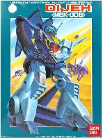 バンダイ機動戦士 ZガンダムMSK-008 ディジェ