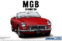 アオシマ1/24 ザ・モデルカーBLMC G/HM4 MG-B Mk-2 '68