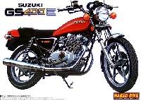 アオシマ1/12 ネイキッドバイクスズキ GS400E