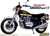 アオシマ1/12 ネイキッドバイクカワサキ 900 スーパー4 (モデル Z1)