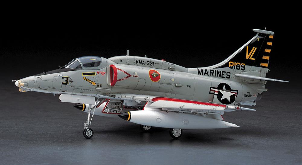 A-4M スカイホークプラモデル(ハセガワ1/48 飛行機 PTシリーズNo.PT033)商品画像_2