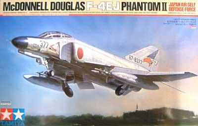 航空自衛隊 F-4EJ ファントム2プラモデル(タミヤ1/32 エアークラフトシリーズ)商品画像
