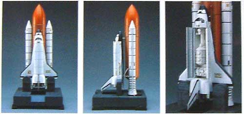 スペースシャトル オービター w/ブースタープラモデル(ハセガワ1/200 飛行機シリーズNo.029)商品画像_2