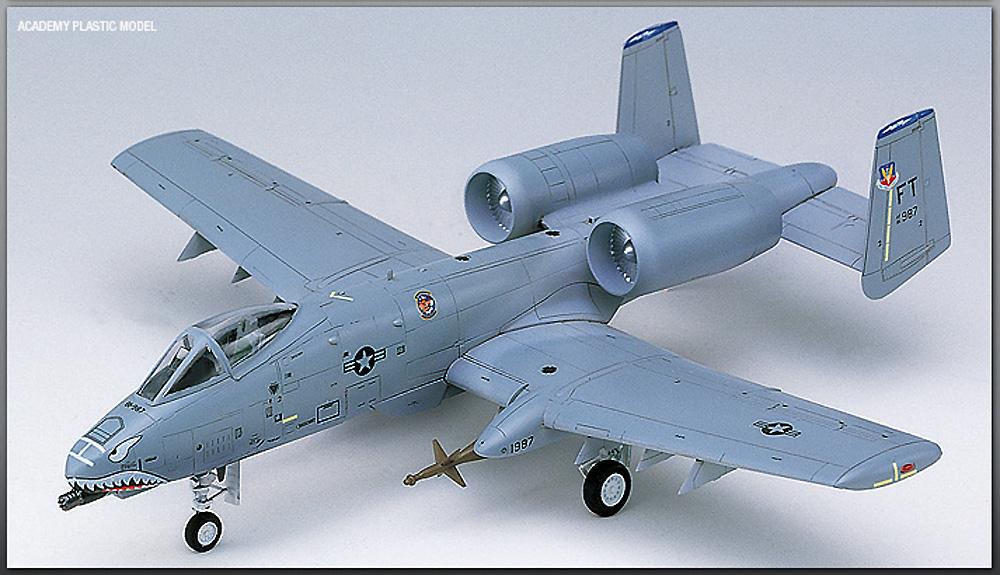 A-10A サンダーボルト 2 オペレーション イラキ フリーダムプラモデル(アカデミー1/72 AircraftsNo.12402)商品画像_2