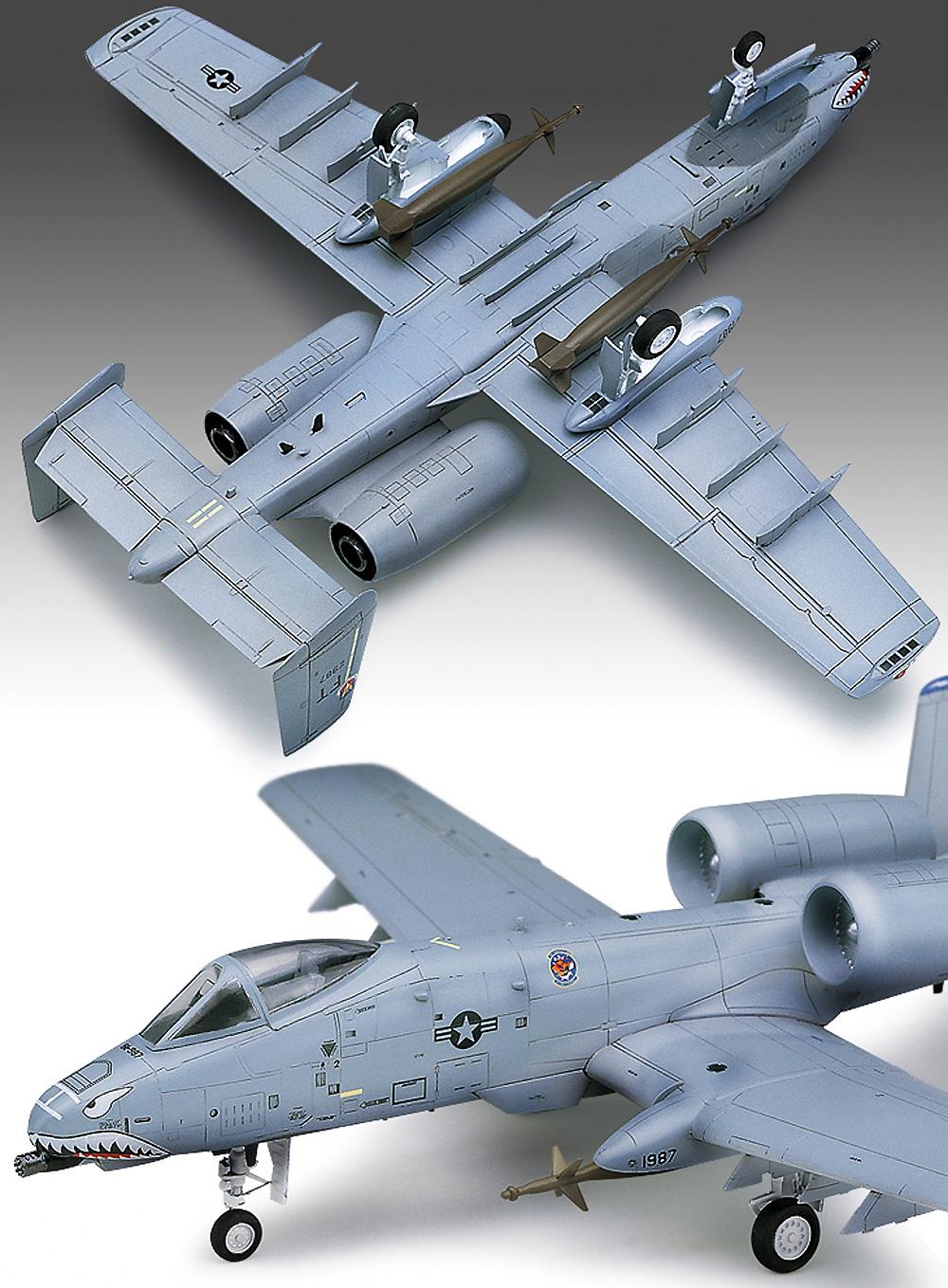 A-10A サンダーボルト 2 オペレーション イラキ フリーダムプラモデル(アカデミー1/72 AircraftsNo.12402)商品画像_4
