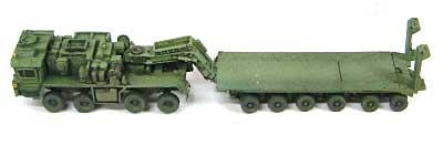 ファーン SLT50-3 エレファント 戦車輸送重トラクタートラックレジン(紙でコロコロ1/144 ミニミニタリーフィギュアNo.031)商品画像_2
