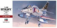 ハセガワ1/48 飛行機 PTシリーズA-4M スカイホーク