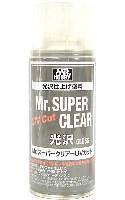 Mr.スーパークリアー UVカット (光沢)