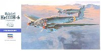 ハセガワ1/72 飛行機 Eシリーズハインケル He111H-6