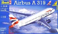 レベル1/144 旅客機エアバス A319